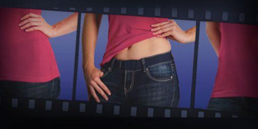 Beltaway Invisible Buckle Belt