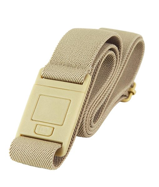 Beltaway 2 Square Buckle Design for Men in Sand