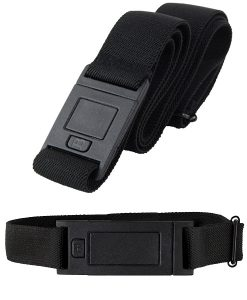 Beltaway2 Square and Narrow belt combo pack in Black