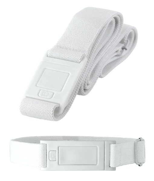 Beltaway2 Square and Narrow belt combo pack in White